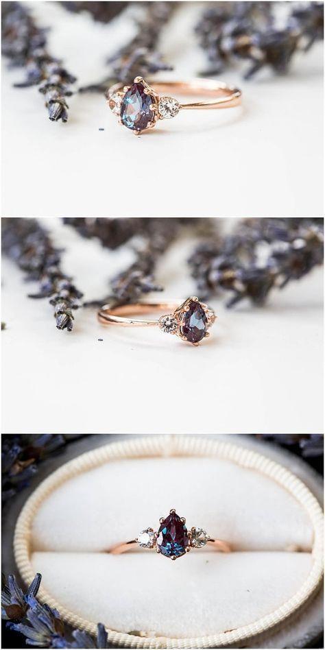 1ctw Charles & Colvard Moissanite engagement ring set 3pcs bridal rings 14k yellow gold plain wedding band marquise diamond band women ring
