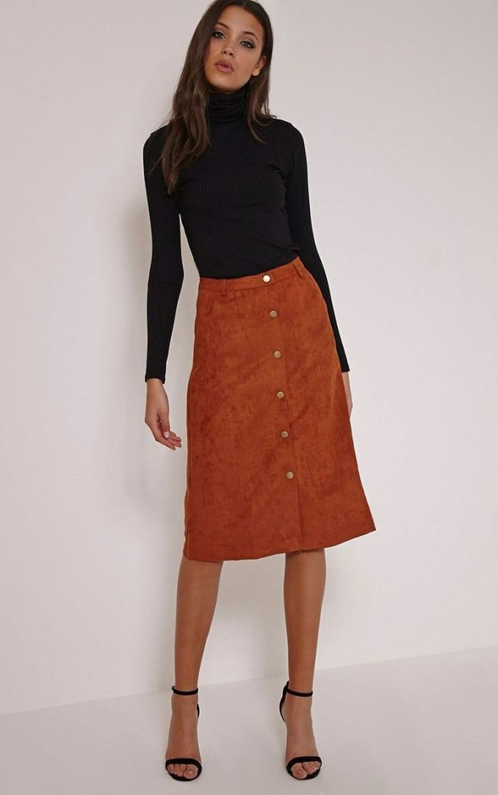 20+ Awesome Midi Skirt Design Ideas That You Can Copy Right Now