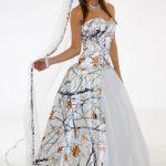 20 Camo Wedding Dresses Ideas You Must Love