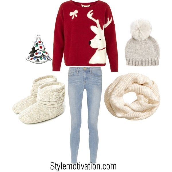 20 Cute Christmas Outfit Ideas – Style Motivation