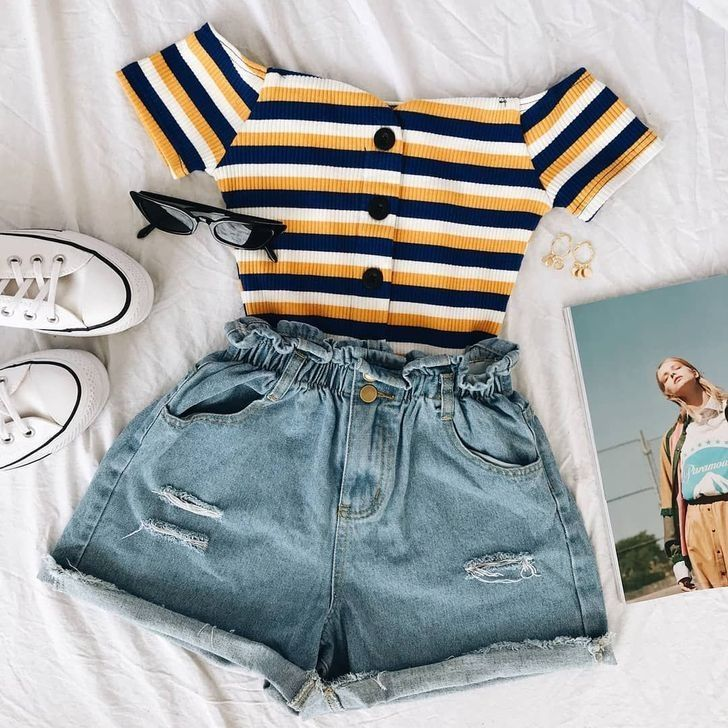20+ Favorite Crop Top To Complete Your Summer Wardrobe – Maria Fashion