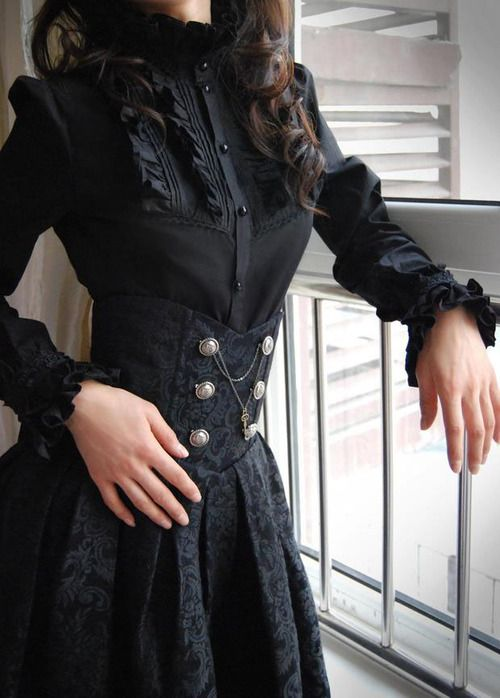 20 Magnetic Gothic Steampunk Women Costumes
