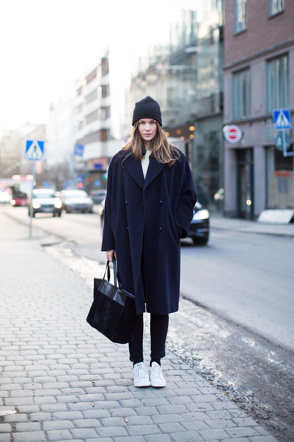 20 Ways to Wear Adidas Sneakers Like a Street Style Star