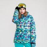 2018 Women's Ski Jacket Winter Snow Jacket Women Snowboarding Jackets Female Waterproof Winter Coat Women Skiing Jackets Thermal [orc1000006848147] - $417.28 : Ninjafits
