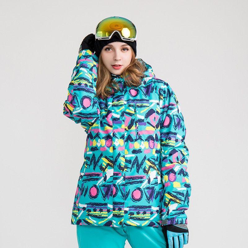 2018 Women's Ski Jacket Winter Snow Jacket Women Snowboarding Jackets Female Waterproof Winter Coat Women Skiing Jackets Thermal [orc1000006848147] – $417.28 : Ninjafits