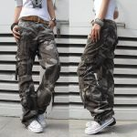 2019 Women'S Winter Thick Pants Womens Army Fatigue Camouflage Cargo Pants Hip Hop Harem Baggy Pants Multi Pocket Trousers 18 From Mitchelle, $26.89 | DHgate.Com
