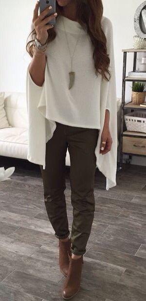 21 Cute Fall Outfit Ideas