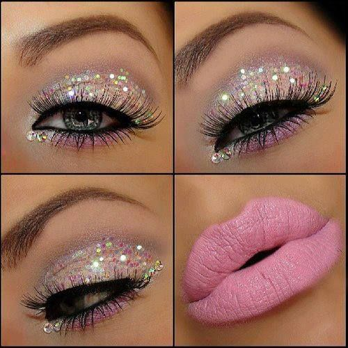 21 Glamorous Look Makeup Ideas