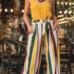 24 High Waisted Wide Leg Pants Outfits