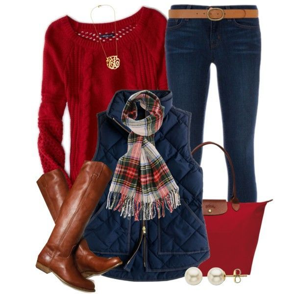 24 Wonderful and Festive Holiday Outfit Ideas
