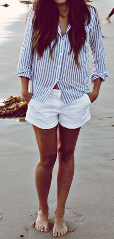 25 Summer Beach Outfits 2020 – Beach Outfit Ideas for Women