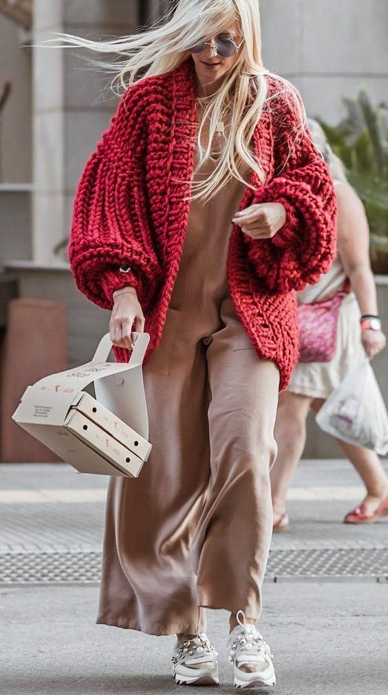 26 Knitwear Fashion That Always Look Fantastic