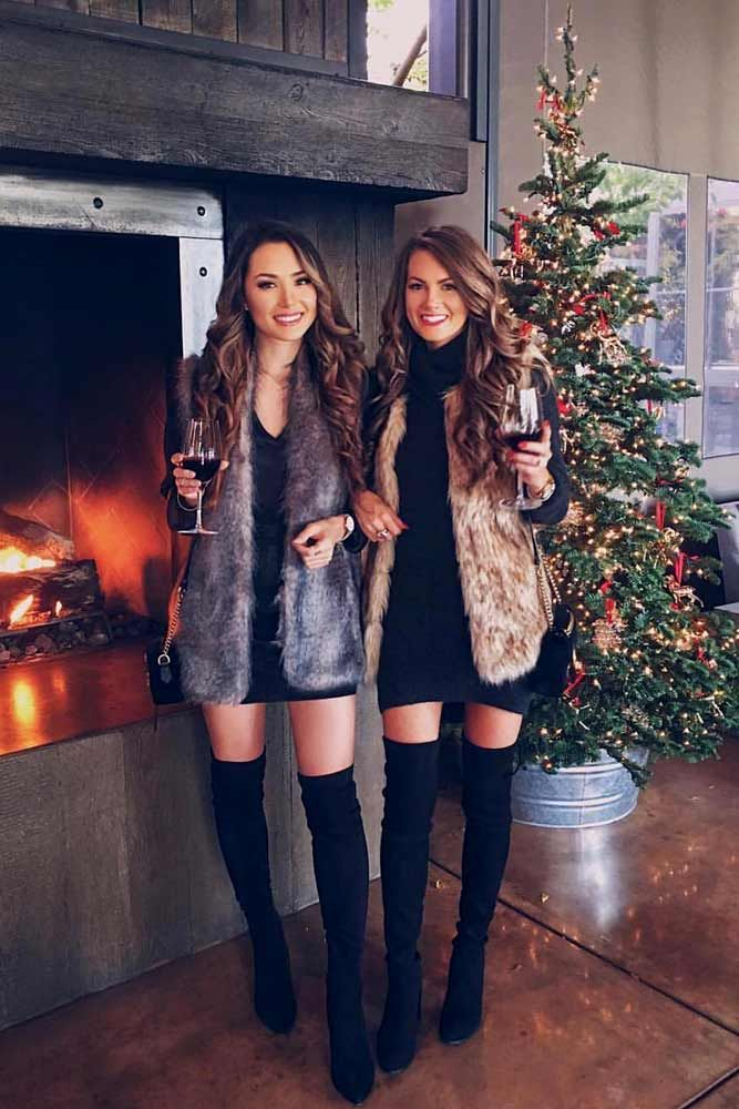 27 Newest Christmas Outfits Ideas – What To Wear To A Holiday Party