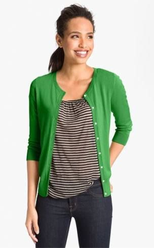27+ Trendy How To Wear Green Cardigan Outfit Ideas