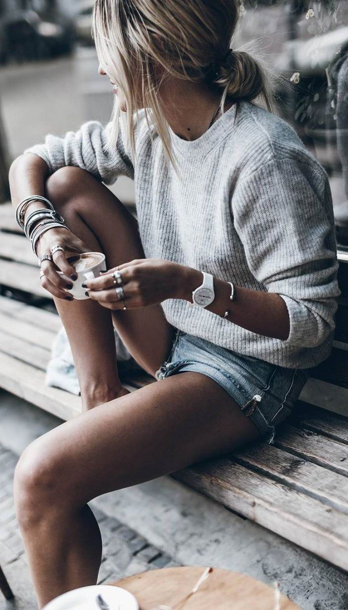 30+ Awesome Outfit Ideas On How To Wear Sweaters – #awesome #Ideas #outfit #Swea…