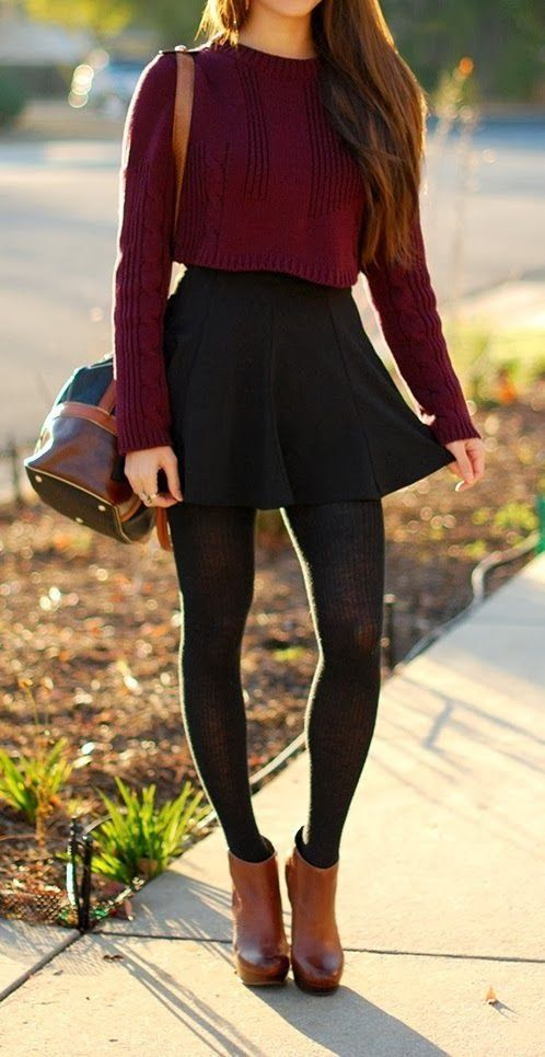 30+ Cute Fall Outfits for Teen Girls to Copy This Year