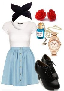 30 Disney Inspired Outfits