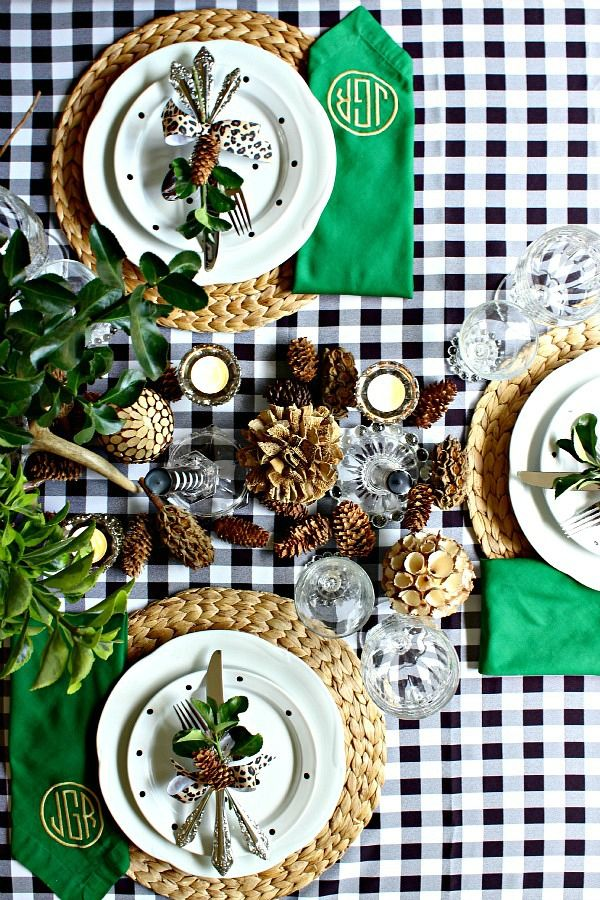 30 Gorgeous Thanksgiving Tables