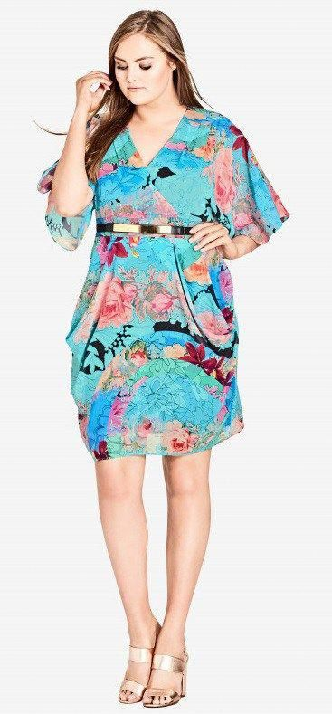 30 Plus Size Summer Wedding Guest Dresses with Sleeves – Plus Size Wedding Guest…