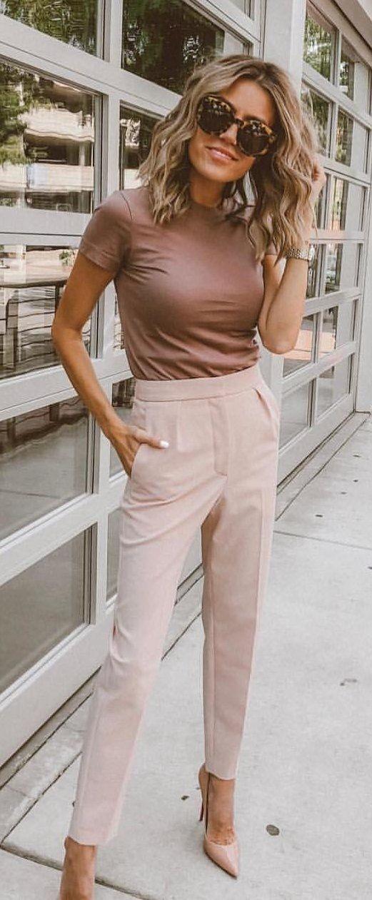 30 Pretty Office Fashion Ideas for Women