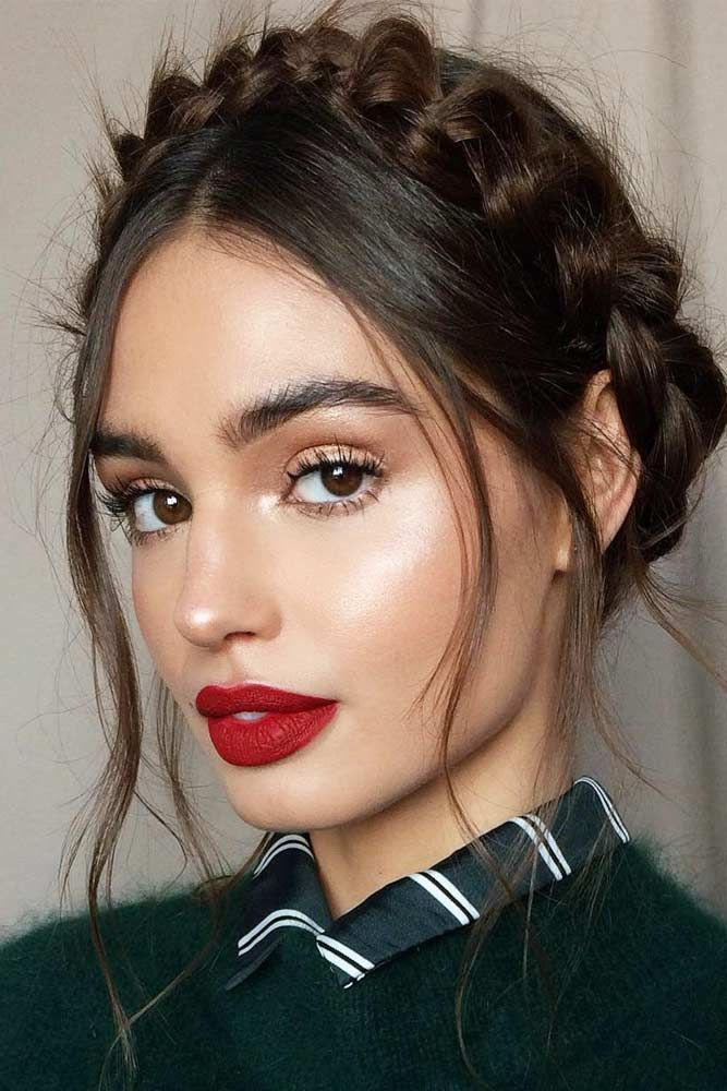 30 Romantic Hair And Makeup Ideas To Try This Valentine's Day