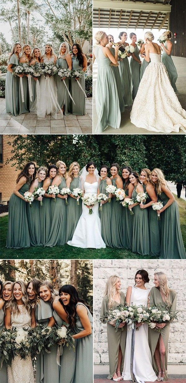 30+ Sage Green Wedding Ideas for 2020 Trends – Page 2 of 2