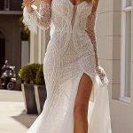 30 Unique & Hot Sexy Wedding Dresses