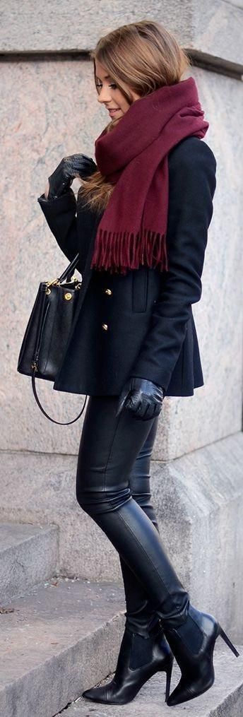 30 Winter Outfits Cold For Women – DAILYPINMAG