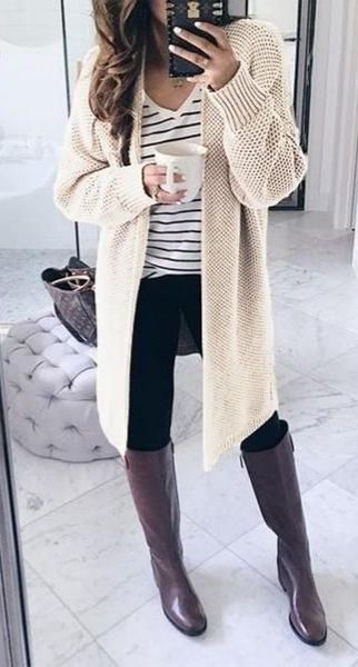 31 Cute Sweater Outfit Ideas for Women