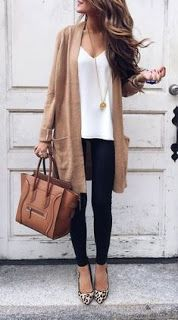 33 Super Cheap Outfit With Cardigans Ideas For Fall and Winter