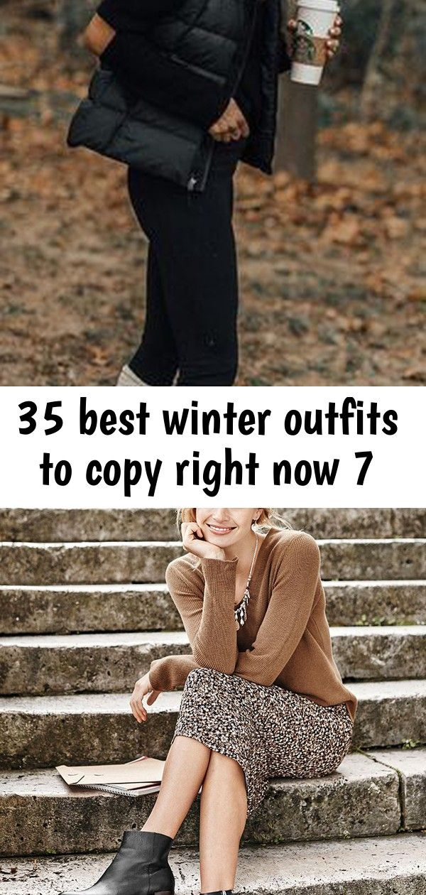 35 best winter outfits to copy right now 7
