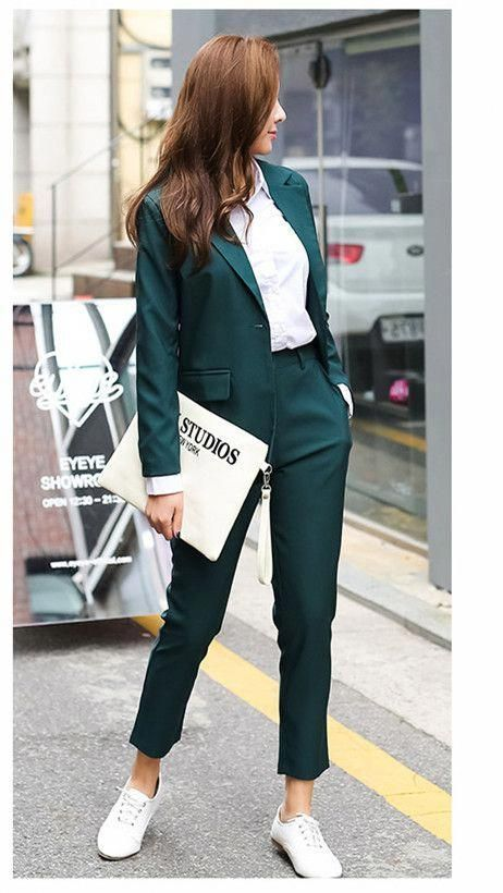 36 Women Suits To Copy Now