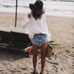 37 Easy Breezy Outfits to wear at the Beach