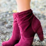 37 Velvet Suede Boots For Teens
