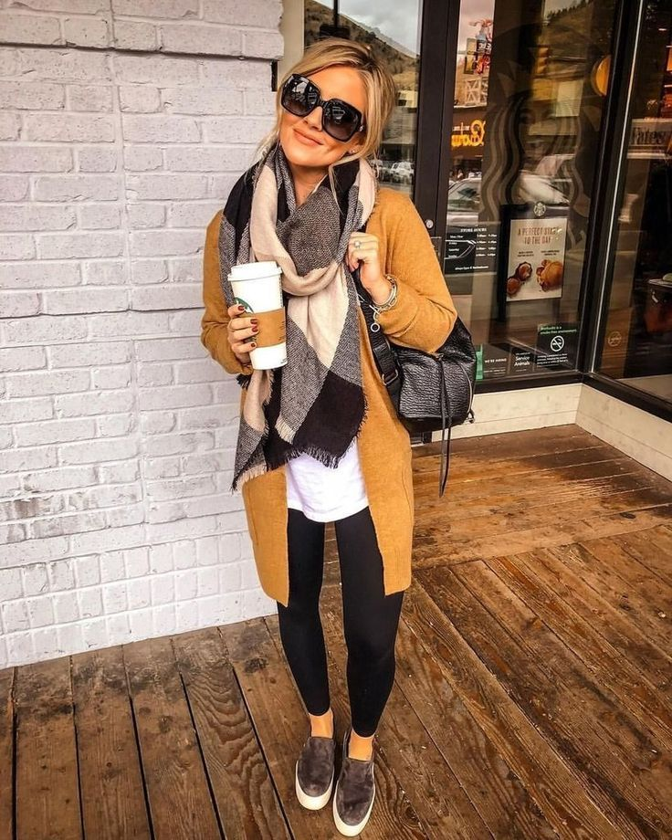 38 Pretty Cardigan Outfit Ideas For Fall 2019