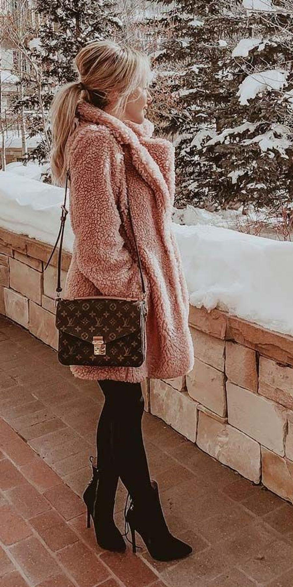 38 Stunning Winter Coat For Women