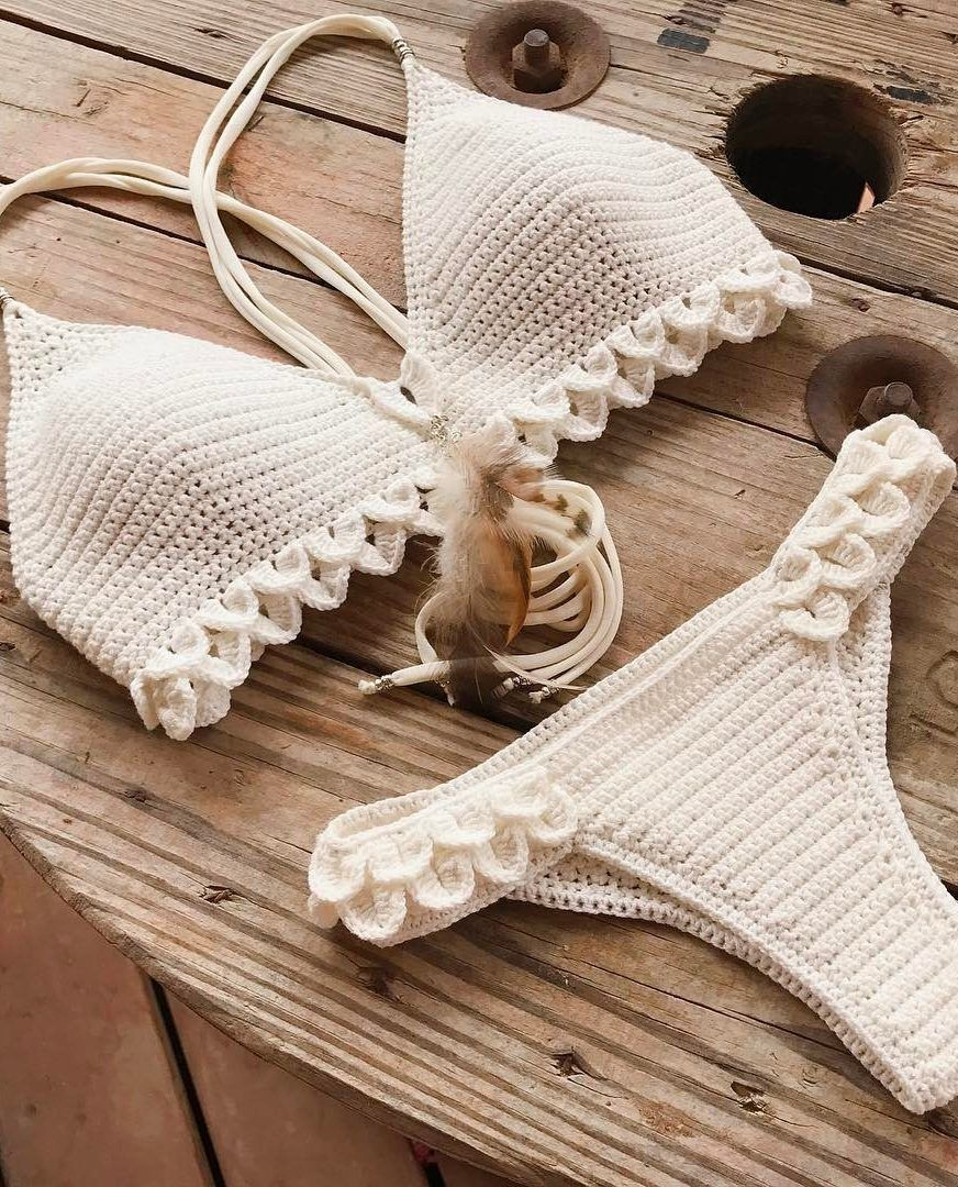 38+ Summer Free Crochet Bikini Pattern Design Ideas for This Year – Page 26 of 38