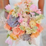 39 Fresh Spring Wedding Bouquets