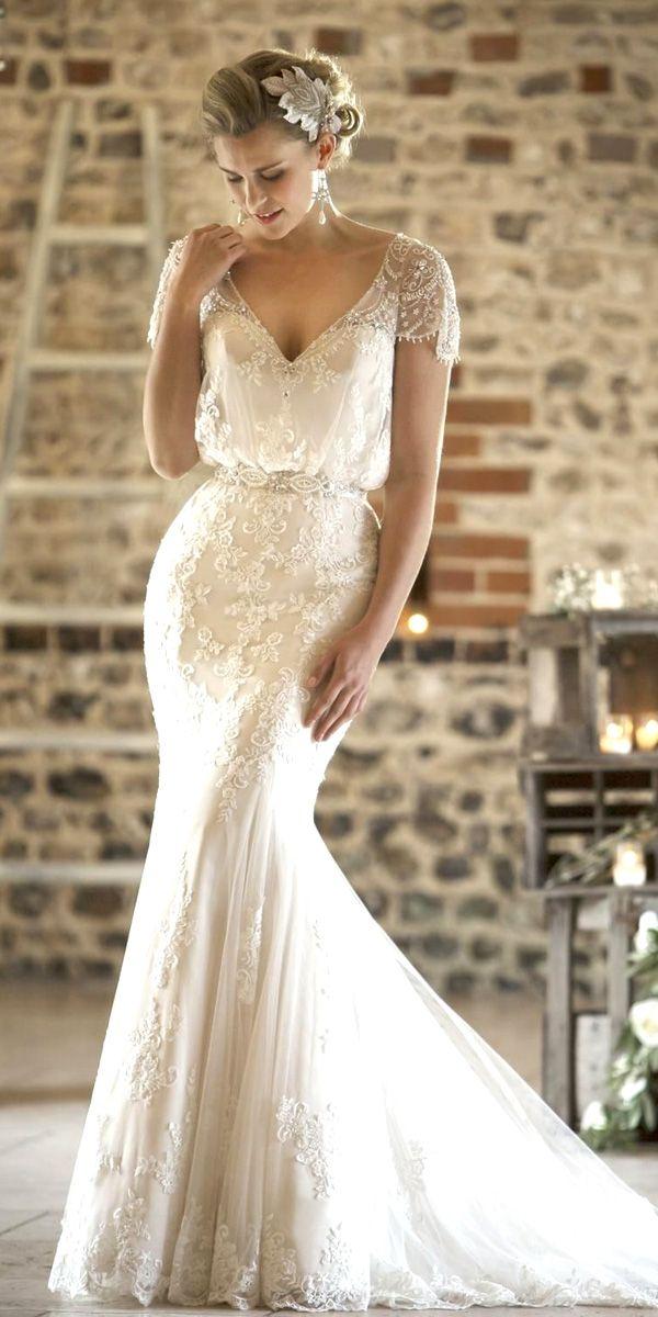 39 Vintage Inspired Wedding Dresses | Wedding Forward