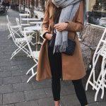 40 Stylish Scarf For Winter Ideas