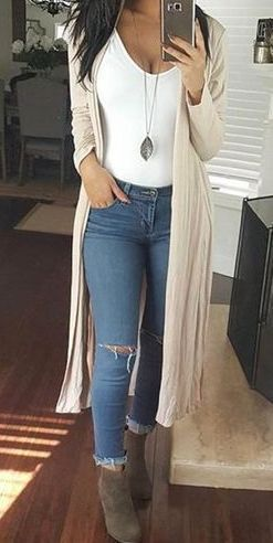 42 Cheap Cardigan Outfits You Must Try