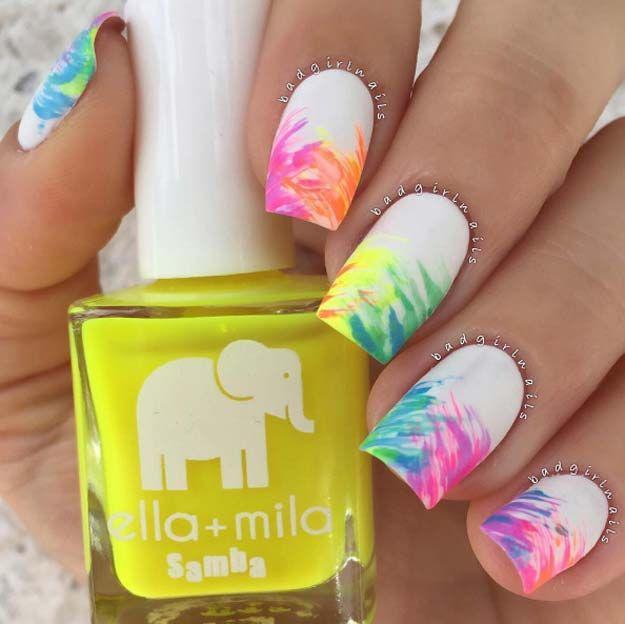 42 Easy Nail Art Designs