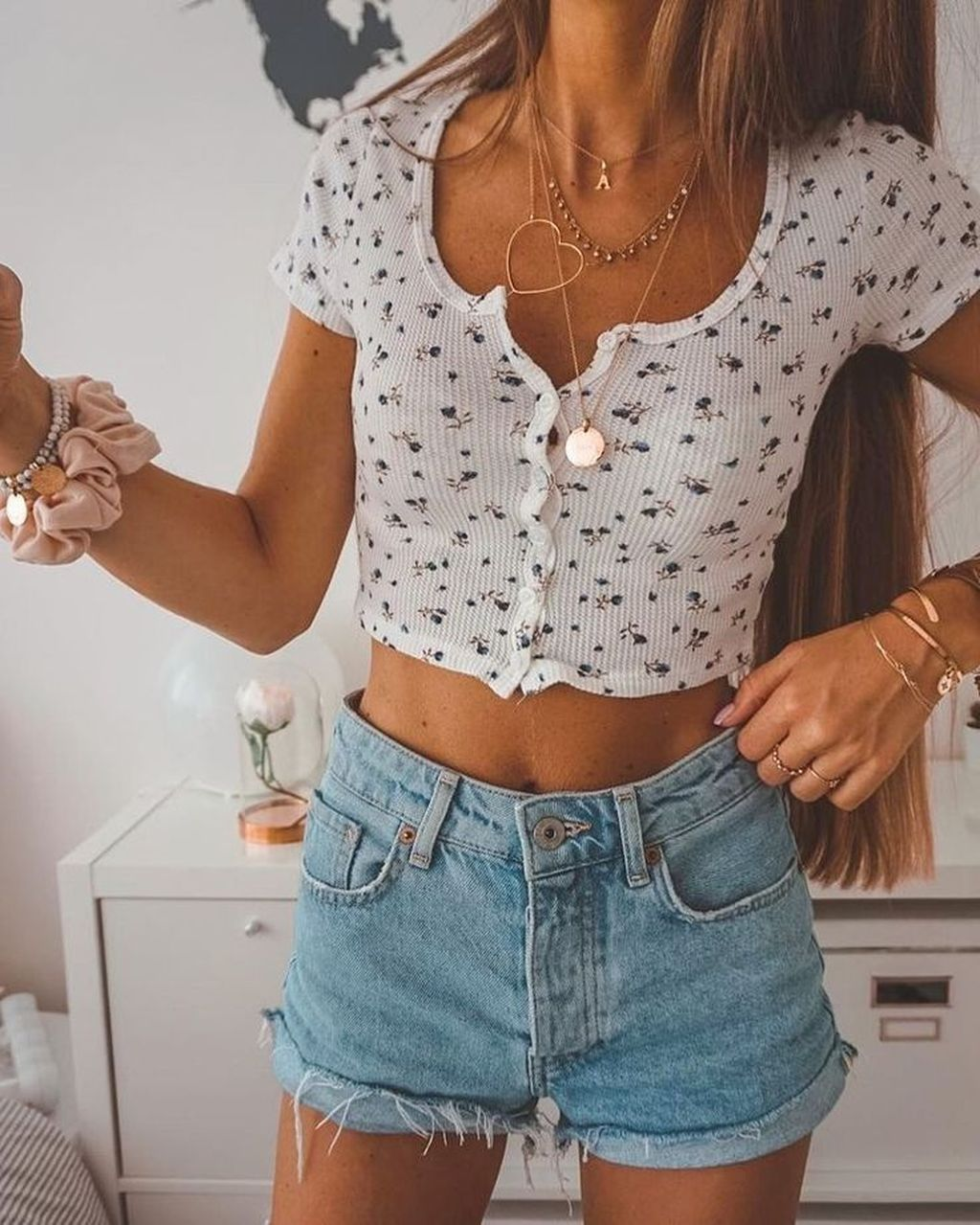 43 Hottest Denim Summer Outfits Ideas To Inspire Yourself