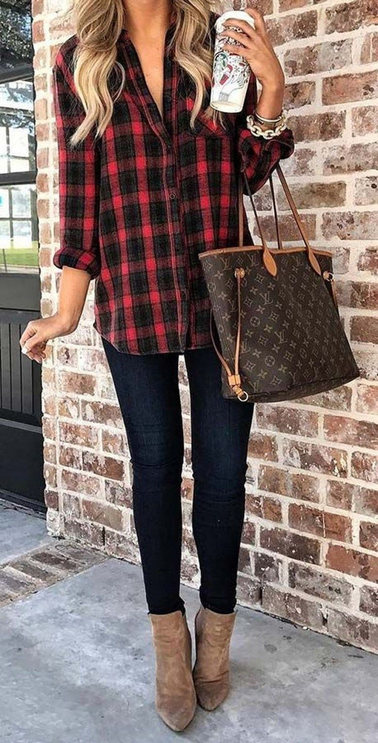 45 Casual Fall Outfit Ideas To Copy Right Now