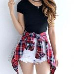45 Cute Casual Teen Outfits For Holiday and Weekend