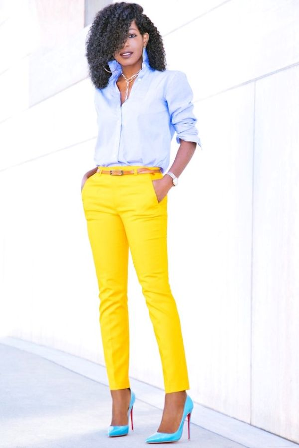 45 Formal Summer Outfit Ideas For Black Women