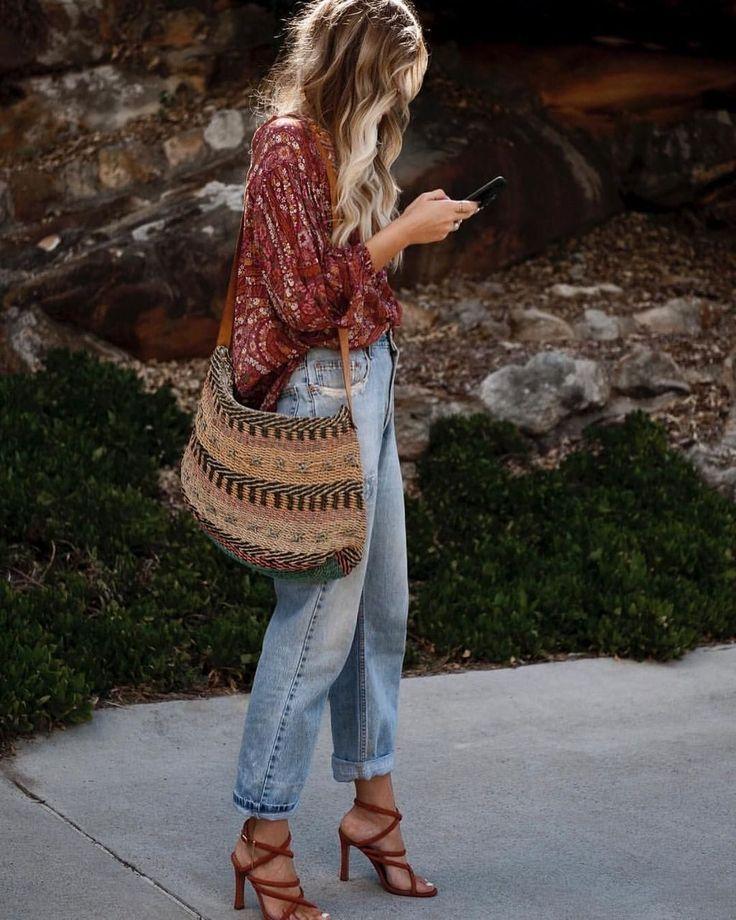 46 Beautiful Boho Chic Outfits Ideas