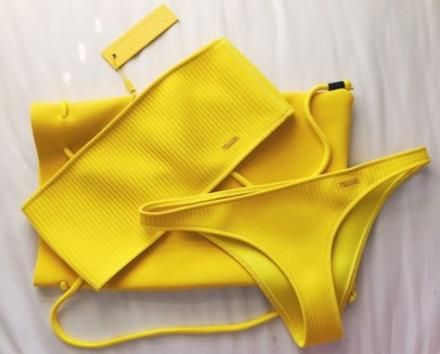 48+ trendy swimwear hoaka yellow