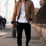 5 Bomber Jacket Outfits To Wear Every Fall Weekends