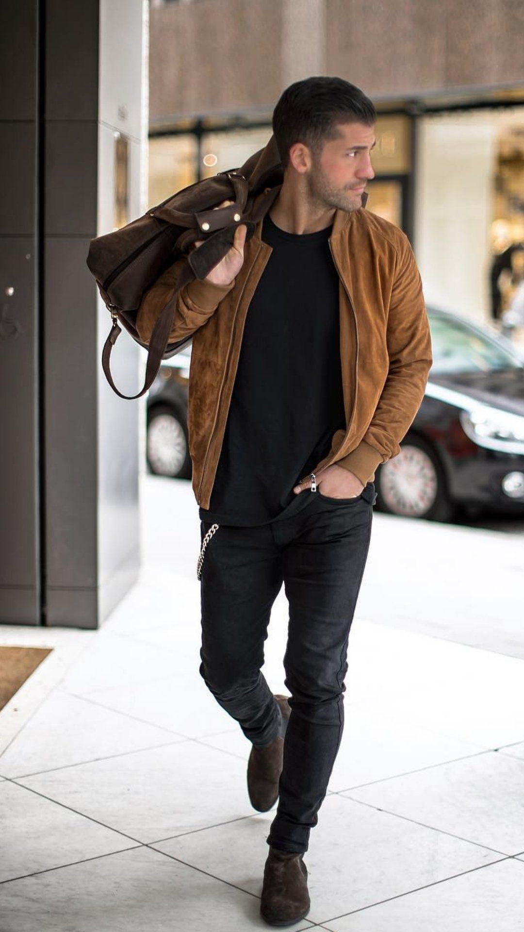 5 Cool Jacket Outfits You Can Steal